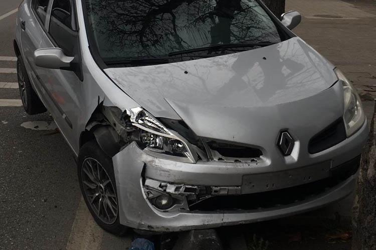 Beykoz Yalıköy'de kaza, can kaybı yok