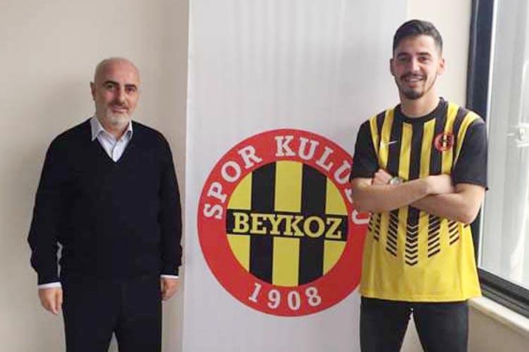 Osman Kayagil, Beykoz 1908 AŞ Futbol Takımında