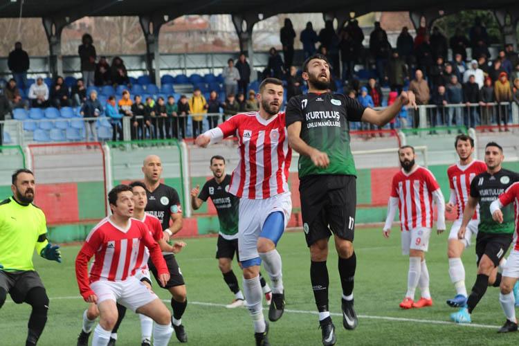 Kanlıcaspor İstanbul Süper Amatör Lig'e yükseldi
