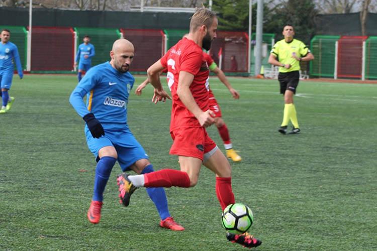 Paşabahçespor'un 3 gollü mağlubiyeti