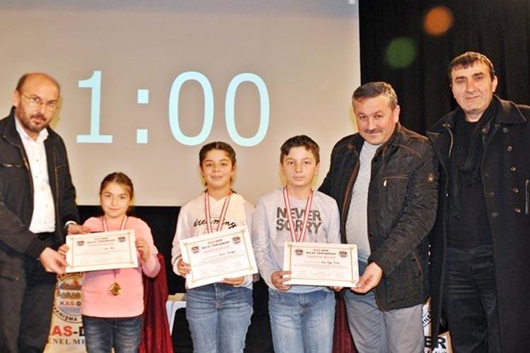 Kas-Der Beykoz finalistleri belli oldu