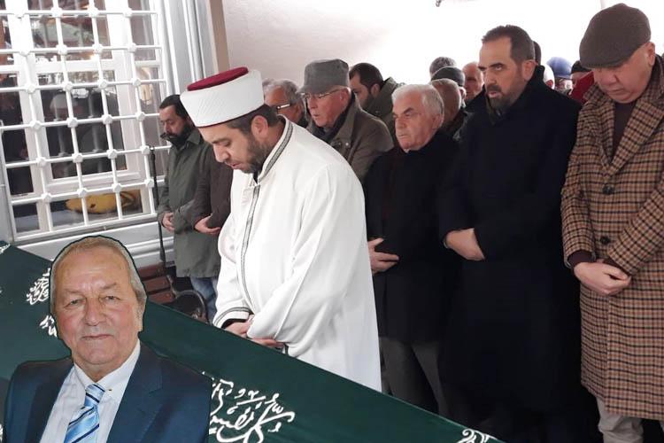 Orman Mühendisi Mustafa Mermer ebediyete uğurlandı