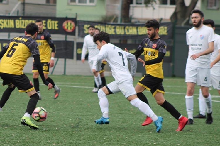 Beykoz 1908 AŞ, U19 gençleri mağlubiyetle başladı