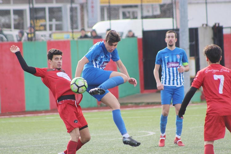 Paşabahçe U19'dan 2-1'lik galibiyet