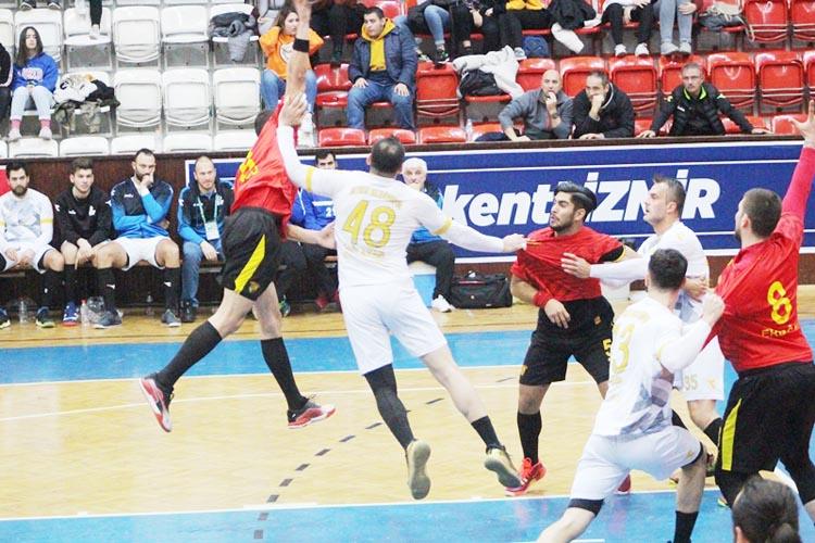 Beykoz hentbolda Göztepe galibiyeti ile başladı