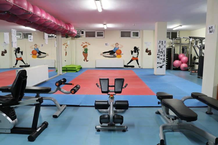 Beykoz'da kadınlara özel spor salonu açılacak