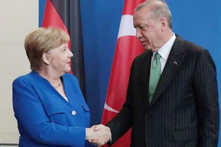 Erdoğan ve Merkel Beykoz'da kampus açılışı yapacak