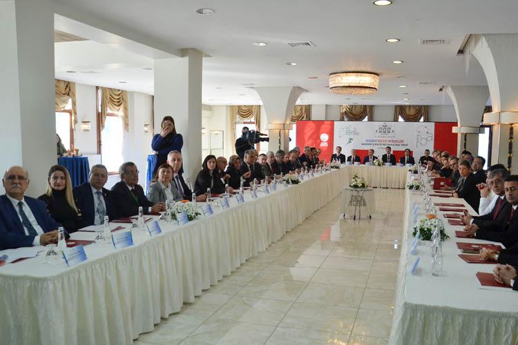 İstanbul Valiliği protokolü Beykoz'da imzaladı