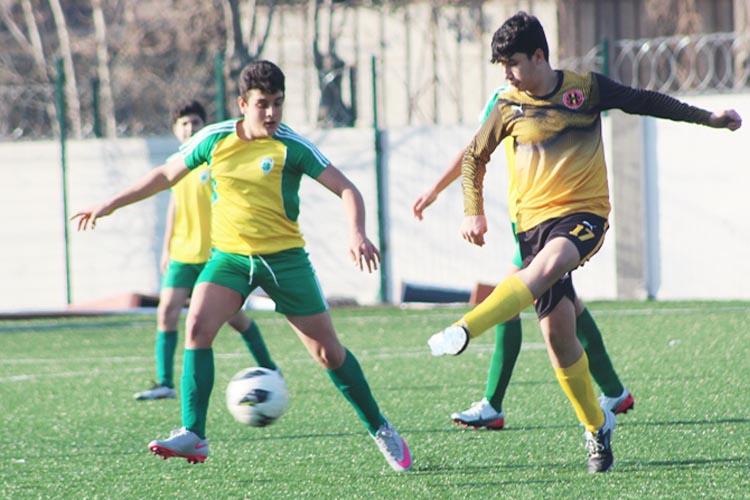 Beykoz'un U15 gençleri Yonca'yı boş geçmedi