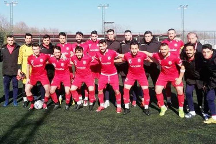 Çavuşbaşıspor Mehmet Kartal ile stres attı: 3-2
