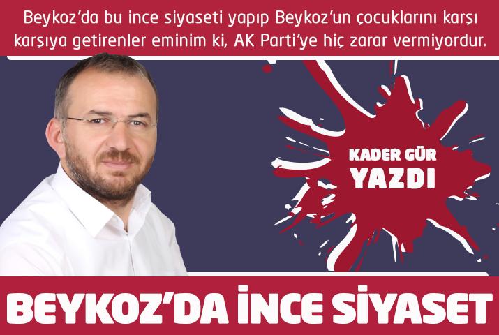 Kader Gür yazdı... Tayyip Erdoğan'a ihanet etmek