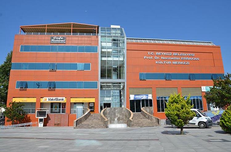 Beykoz'da kültür merkezi tadilat dosyası bilirkişiye gidiyor
