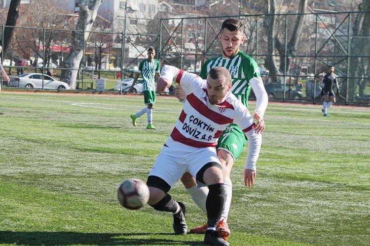 Ortaçeşmespor Murat Ulu ile coştu: 3-0