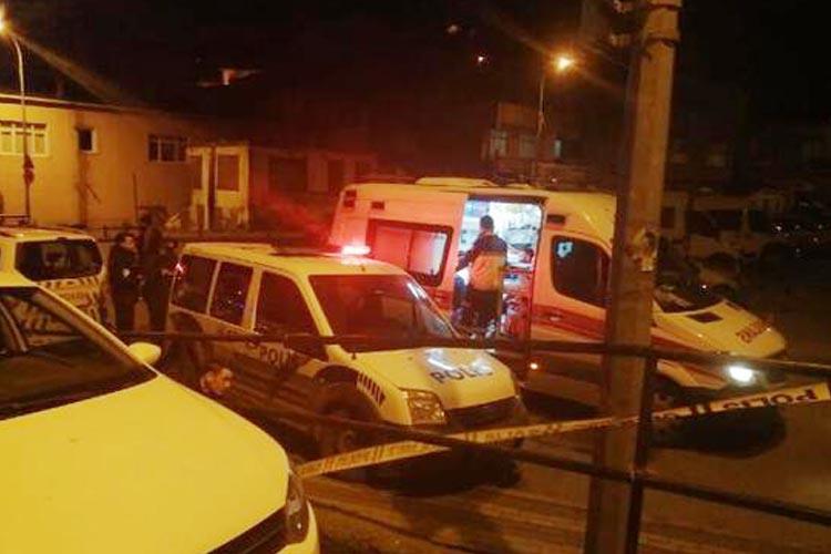 Beykoz Çubuklu'daki silahlı kavgada 2 kişi yaralandı