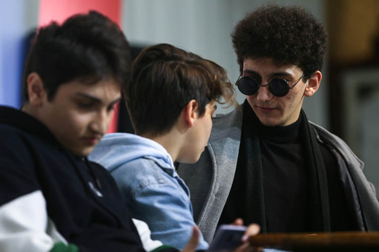 Beykoz Tiyatro Akademisi'ne bin 100 öğrenci katıldı