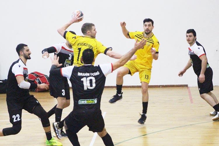 Beykoz Belediyesi Türkiye Kupası'nda yarı finale çıktı