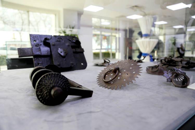 Beykoz'a bir aylık Kapı Tokmakları Sergisi açıldı
