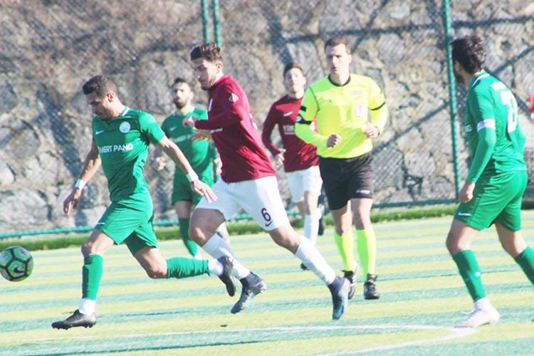 Beykoz ekibi Bakırköyspor'a kilitlendi