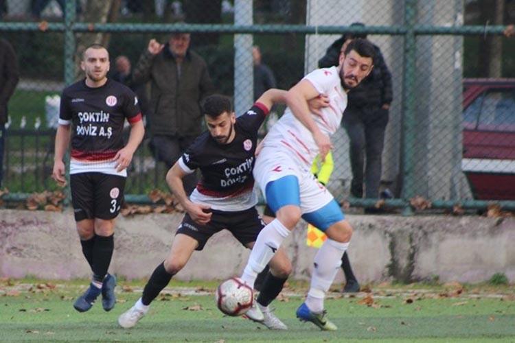 Ortaçeşme, İstanbul Kayaşehir'e üzüldü: 1-2