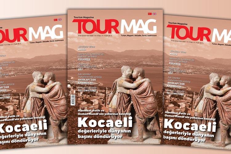 TOURMAG ile İstanbul'dan Kocaeli'ne yolculuk