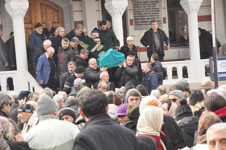 Mehmet Demir'in annesi ebediyete uğurlandı