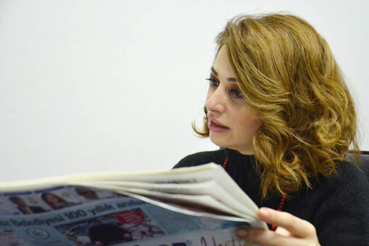 Feyza Altun Dost Beykoz'a ne anlattı?