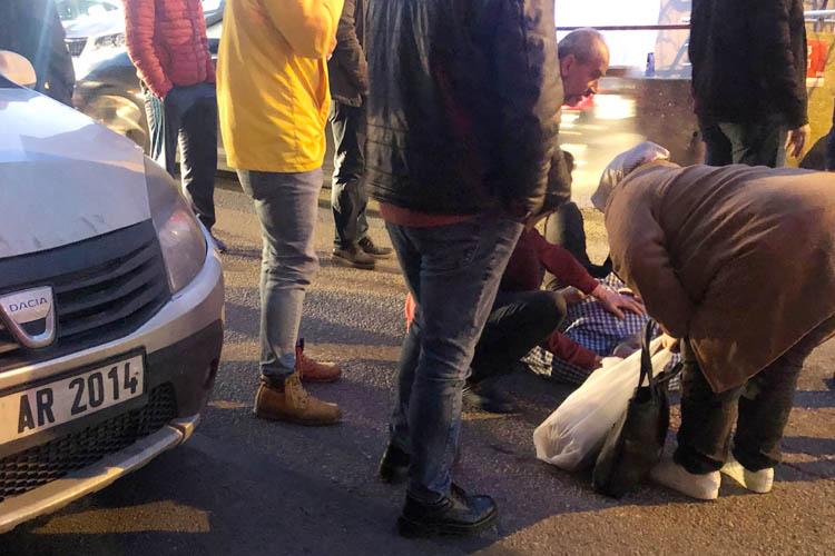Beykoz İncirköy'de trafik kazası 1 yaralı