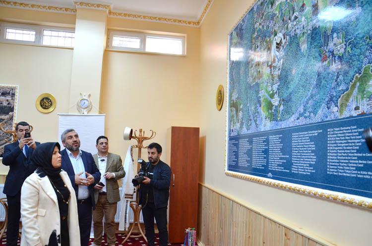 İnsan Vakfı, Beykoz'da ilk okul mescidini açtı