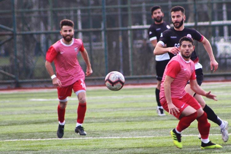 Ortaçeşmespor sezonun son maçından galip ayrıldı: 4-0
