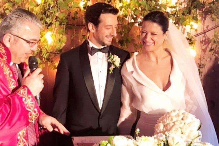 Yılın nikahını Beykoz'da Mehmet Abay kıydı