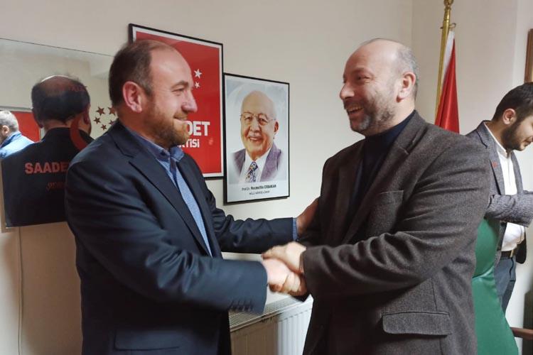 Saadet Partisi Beykoz'da değişime hazırlanıyor