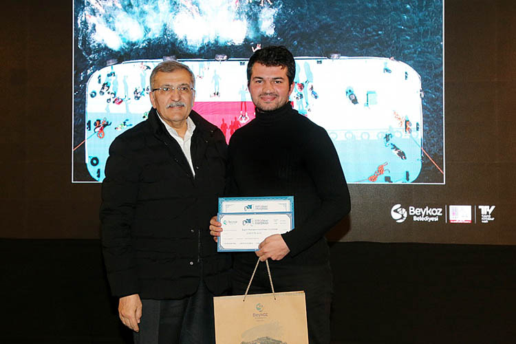 Beykoz Belediyesi'nden Dost Beykoz'a ödül