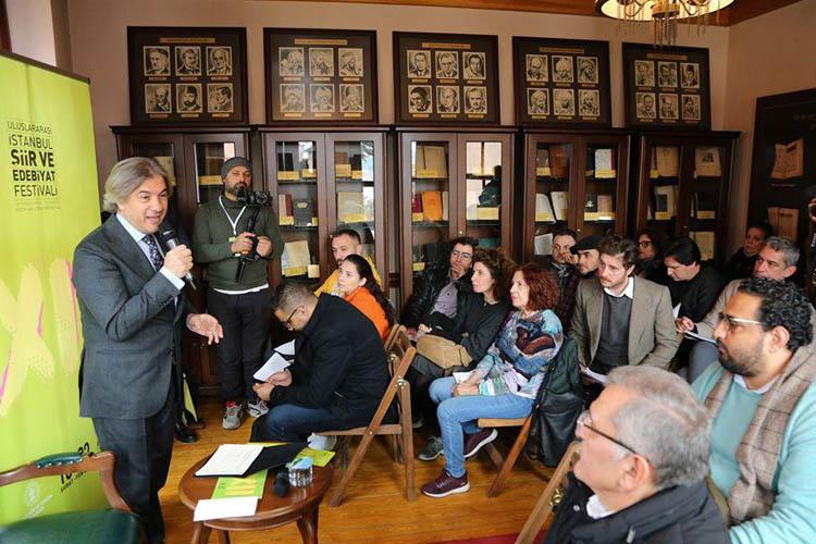 İstanbul Şiir Festivali'nin finali Beykoz'da yapıldı