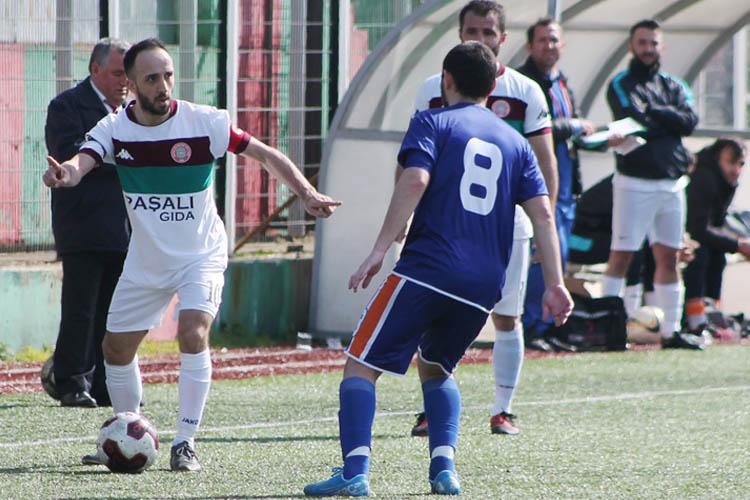 Beykoz Elmalıspor ilk kez mağlup oldu