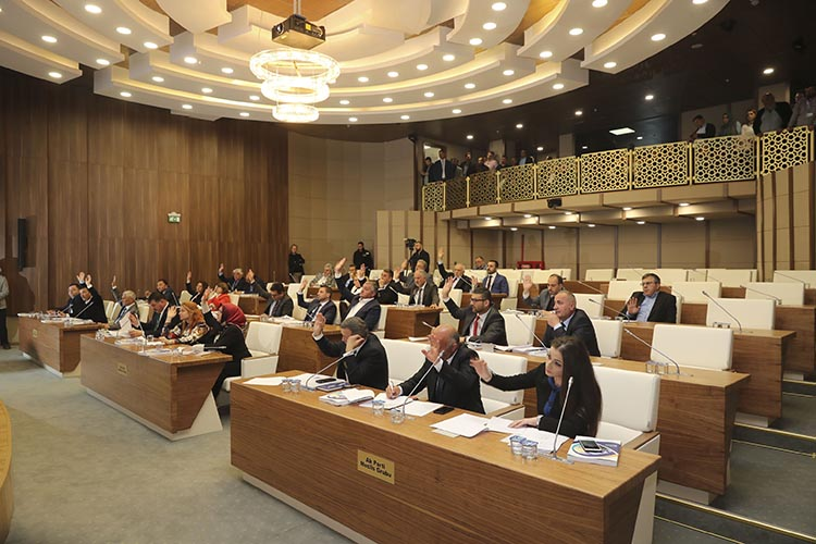 Beykoz Meclisi'nde Mart ayı İdlib gündemiyle başladı