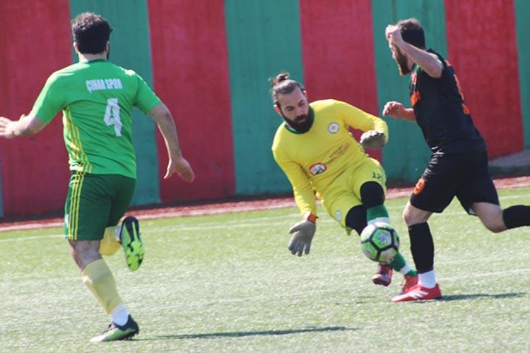 Çiğdemspor Beykoz'da yine güldü: 2-1