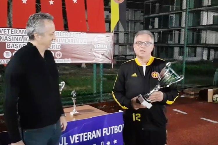Beykoz Masterler şampiyonluk kupasına kavuştu