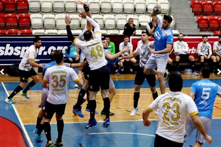 Beykoz Belediyesi İzmir'den mutlu döndü: 33-23