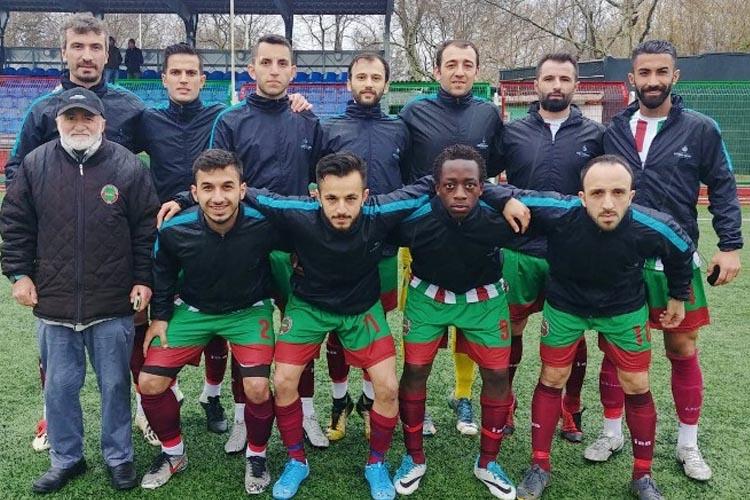Beykoz Elmalıspor Acıbadem'e geçit vermedi: 2-1