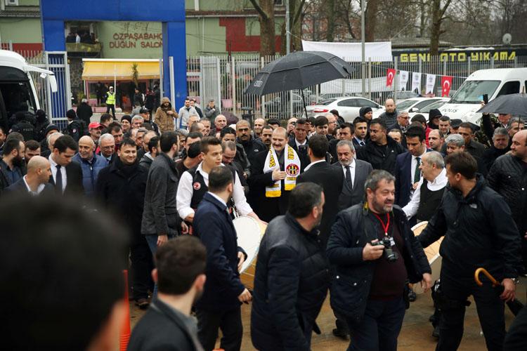 Süleyman Soylu'nun istifası Beykoz'da kabul görmedi