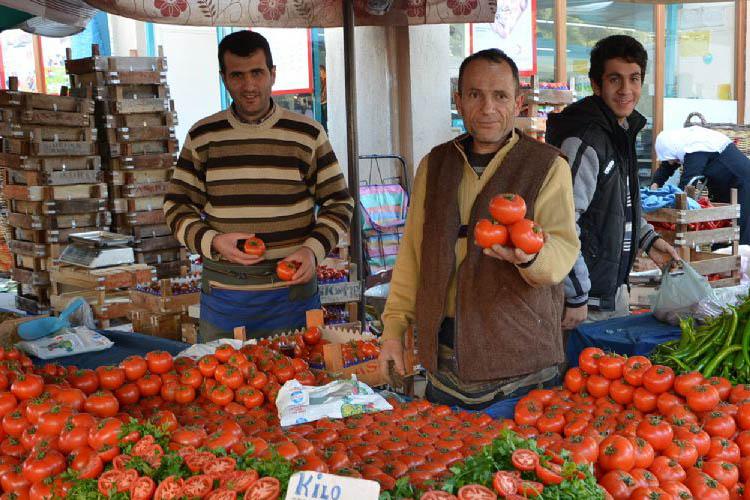 Beykoz'da bir halk pazarının daha günü değişti