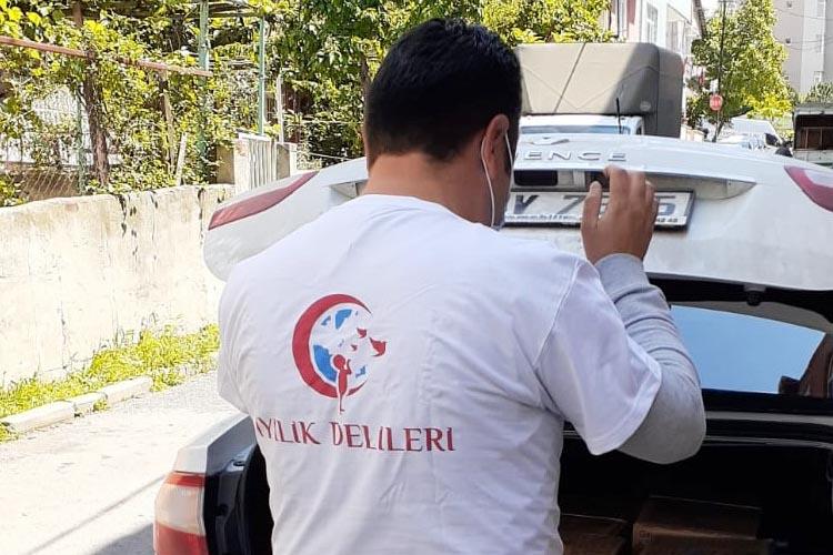 İyilik Delileri'nin Beykoz'daki hedefi 300 aile