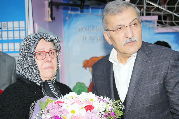 Beykoz Belediyesinden Anneler Günü mesajı