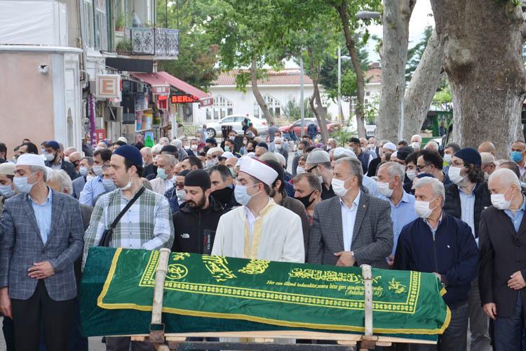 Ahmet Özdemir, Beykoz'da ebediyete uğurlandı