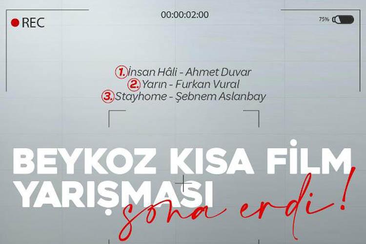 Beykoz Kısa Film yarışmasının sonuçları belli oldu