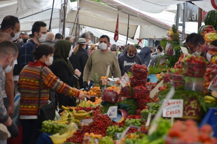 Beykoz kısıtlı Ramazan bayramına hazırlandı