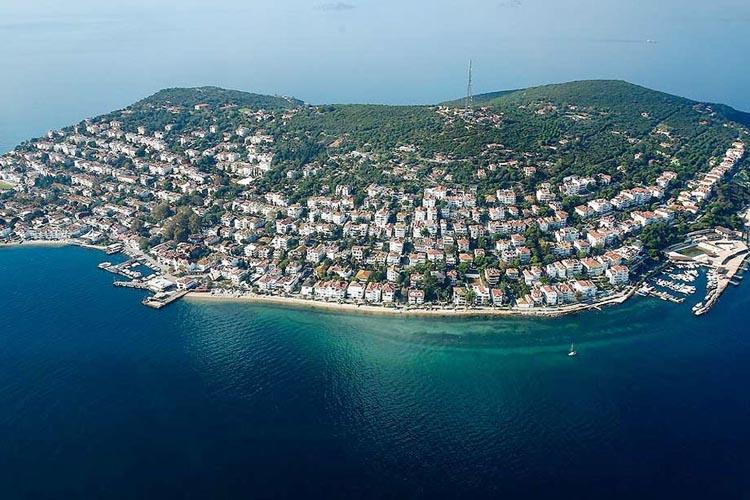 İstanbul'un huzur noktaları Adalar'ın en güzel otelleri