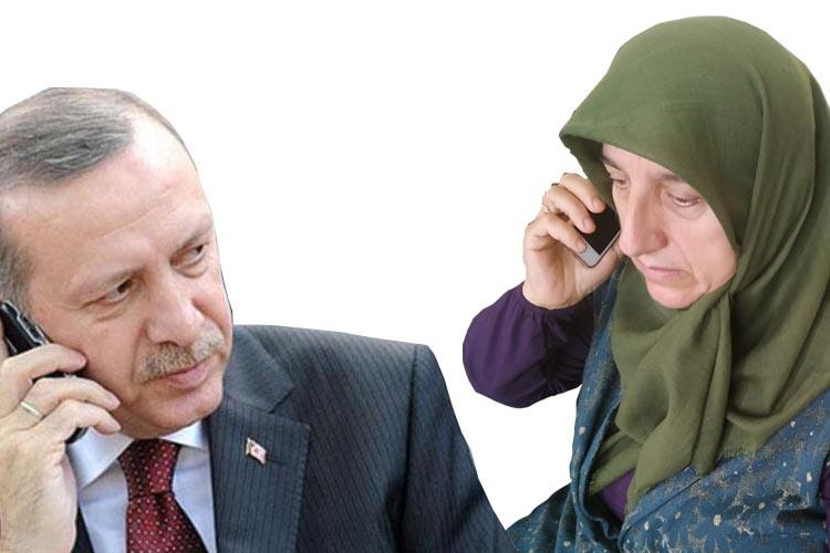 Cumhurbaşkanı Erdoğan'dan Beykoz'a taziye telefonu