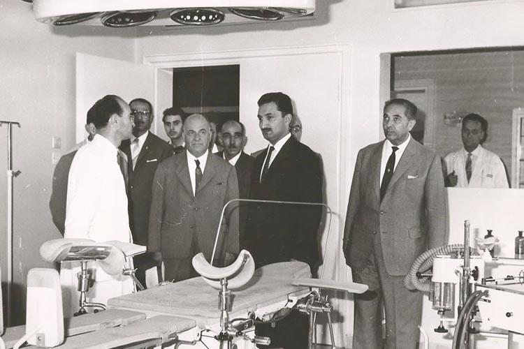 Bülent Ecevit'in Beykoz'da açılışını yaptığı hastane