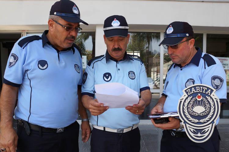 Beykoz Belediyesinde zabıta olmak için son gün